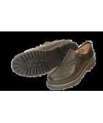 dirndl + bua Men's Black Shoe