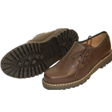 dirndl + bua Men's 'Brown Shoe'