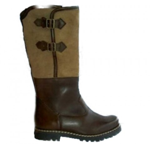 Men's ' Alpine Brown Boot ' PANIOLO