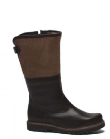 dirndl + bua Men's  'Brown Boot'