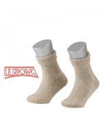 NEW - Children's Lusana Bavarian Knit Socks