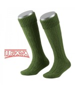 NEW - Children's Lusana Bavarian Knit Socks