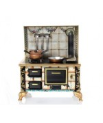 "TEMPORARILY OUT OF STOCK - Nostalgic Stove ""Grandma's Kitchen"""