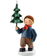 NEW - Wendt & Kuhn Boy with Tree