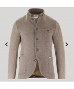 Luis Trenker Knit Wool Jacket - Sandrone