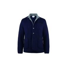 Luis Trenker Knit Wool  - Blue