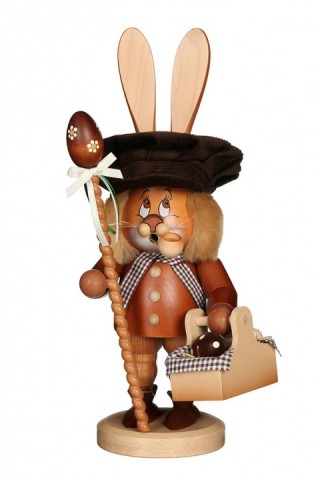 TEMPORARILY OUT OF STOCK - Christian Ulbricht Bunny Boy with Easter Basket