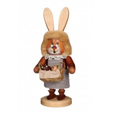 Christian Ulbricht Bunny Girl with Easter Basket