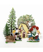 NEW - Hansel & Gretel Wilhelm Schweizer Pewter Set - Weekly Special 1