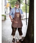 Oktoberfest Apron - German Lederschuerze