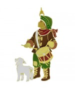 NEW - Beacon Design Little Drummer Boy Ornament