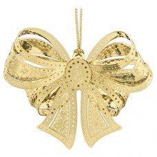 Beacon Design 3D Christmas Bow Ornament