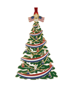 Beacon Design Classic Patriotic Tree Ornament
