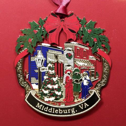 Our Holiday Town Middleburg VA Beacon Design