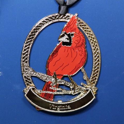 Cardinal Virginia Beacon Design