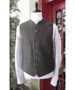 NEW - Austrian Men's Vest Steinbock