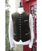 NEW - German Men's Vest Grasegger