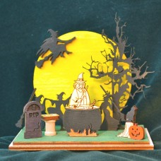NEW - Ginger Cottages Witches Convention