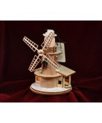 Windmill Ginger Cottage