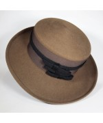 NEW - Mayser Women's Brown Hat