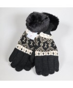 NEW - McBurn Women's Knit Gloves