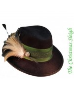 TEMPORARILY OUT OF STOCK - Austrian Women's Hat