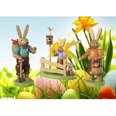 Mueller Easter Bunny Special Garden Set