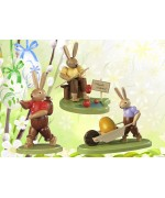 Mueller Easter Bunny Special Boy Bunny Set - TEMPORARILY OUT OF STOCK