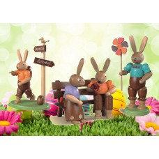 Mueller Easter Bunny Special Downtown Set