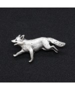 German Hatpin Fox
