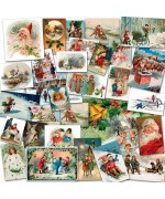 NEW - Wentworth Puzzle - Vintage Greetings