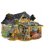 Wentworth Puzzle - Barnyard Farmers Market - TEMPORARILY OUT OF STOCK