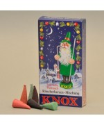 NEW - German Christmas Mix Incense Cones Raeucherkerzen