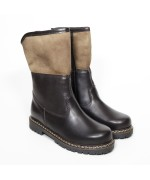 NEW - dirndl + bua Kids Leather Boot