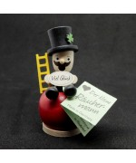 NEW - Miniature Incense Burner - Chimney Sweep