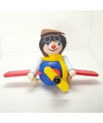 NEW - Pilot Wooden Ornament Christian Steinbach