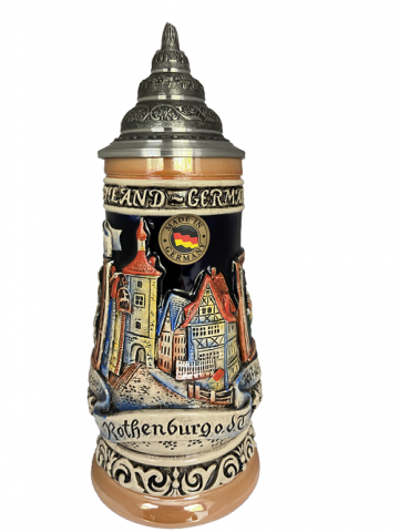 Rothenburg .25 Liter Beer Stein