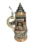 Rothenburg .25 Liter Beer Stein