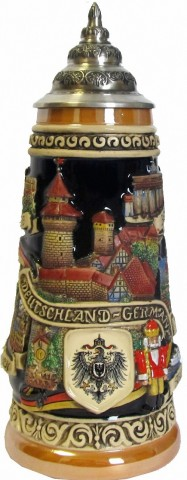 German Beer Stein 0.5 L - Germany