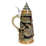 German Beer Stein 0.5 L - Germany