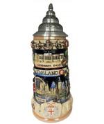 England OKTOBERFEST 0.75 L Beer Stein