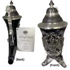 Black Lord of Crystal Horn 0.5 L. Beer Stein