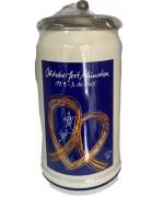 The Official Munich Oktoberfest-Stein 2005 Beerstein - 1,0 Liter