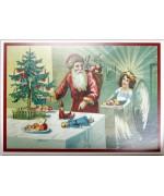 NEW - Assorted German Postcard Set - Christmas and Seasonal