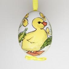 NEW - Christmas Easter Salzburg Hand Painted Easter Egg - Duck