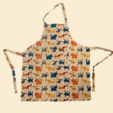 *New Dogs Apron
