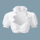 NEW - Stockerpoint Women's Dirndl Blouse
