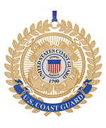 Beacon Design Coast Guard Ornament