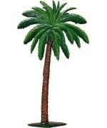 Palm Tree Wilhelm Schweizer Standing Pewter