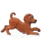 NEW - Lab Puppy Wilhelm Schweizer Standing Pewter